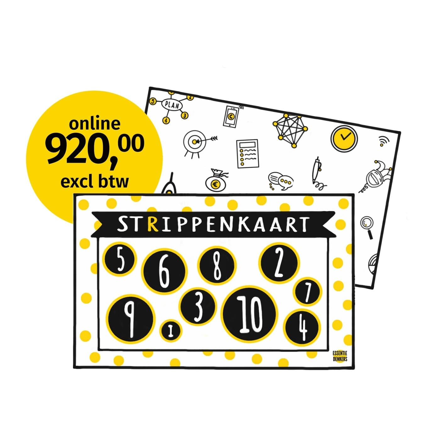 """Featured image for """"Strippenkaart"""""""