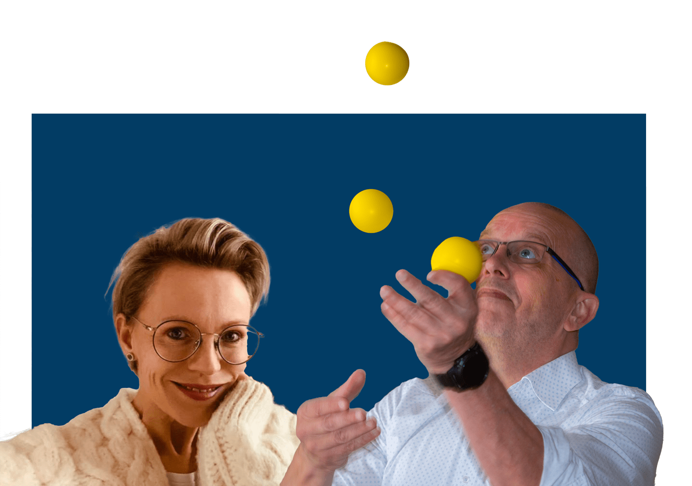 Samen-in-portret